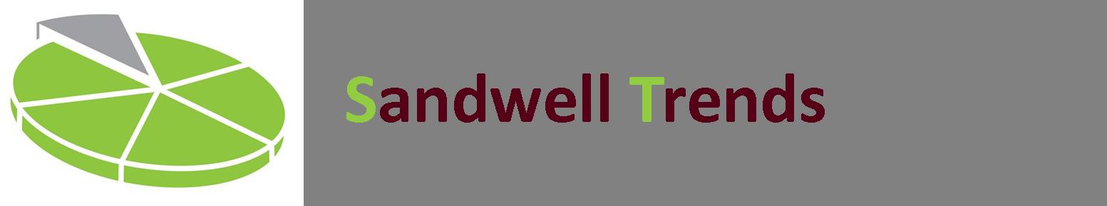 SANDWELL TRENDS Logo